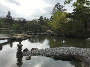 庭 日本美