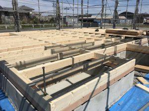 三重県多気郡にて建て前