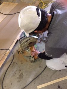 松阪市 N様邸の天然木で創る屋根