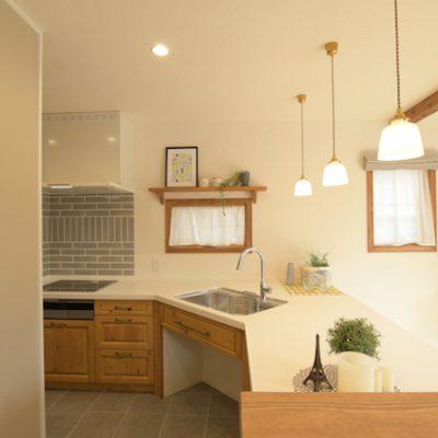 プロホームで人気ランキング上位のA型キッチン