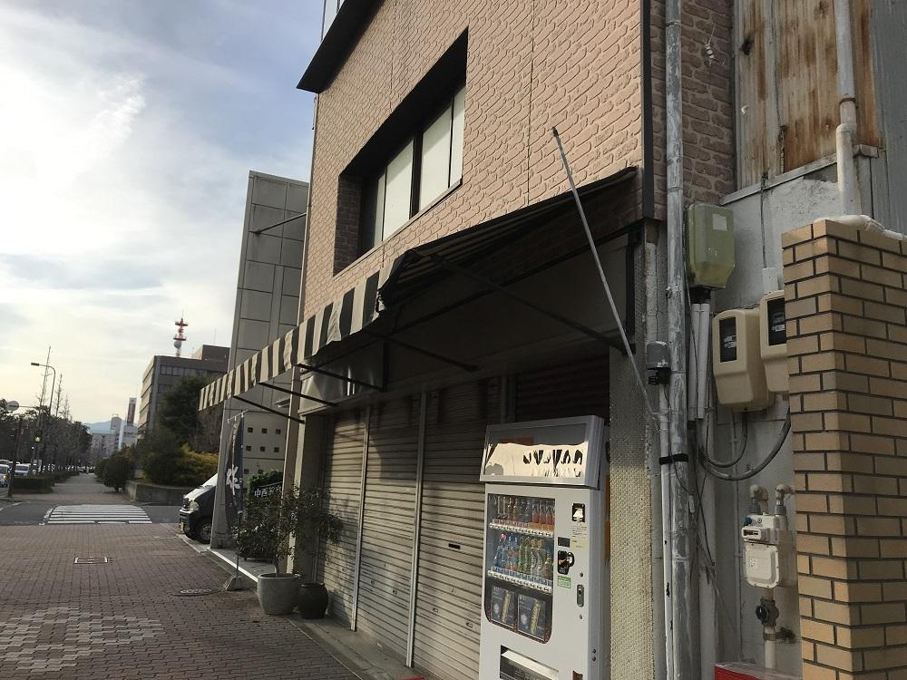 三重県津市にて人気のパン屋さんシャッター交換工事!