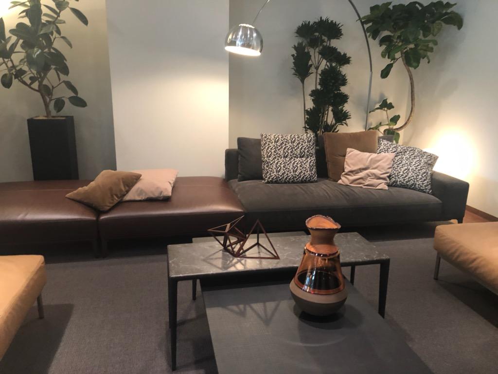 2019 アルフレックス 家具の新製品発表会