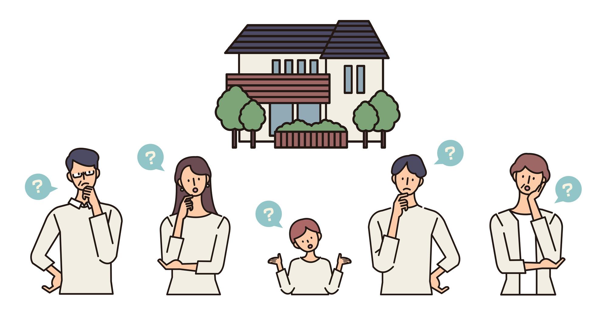 二世帯住宅のメリットとデメリットを解説