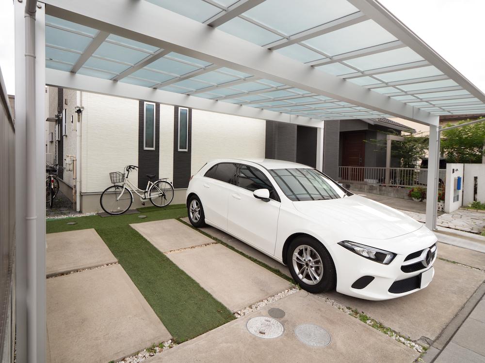 注文住宅で駐車スペースをつくる際の注意ポイントと選び方のコツ
