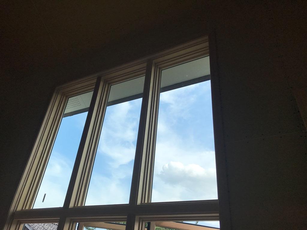 窓の在りかた