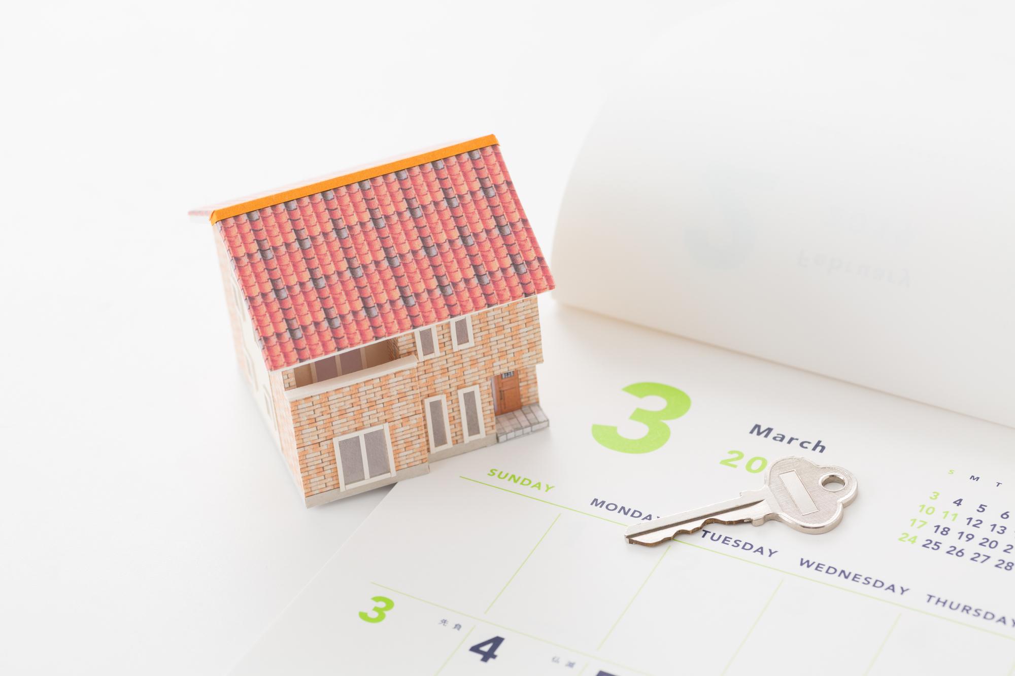 注文住宅が完成するまでの期間はどれくらい?